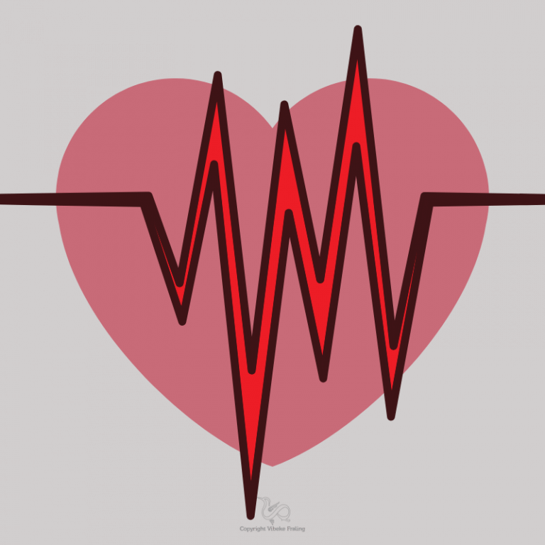 Hjerte WHO-stress