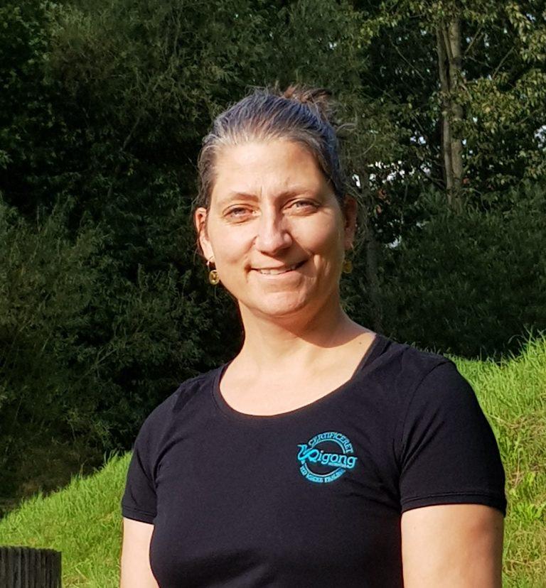 Charlotte Rømer Bergstrøm Scheibel Qigong Instruktør