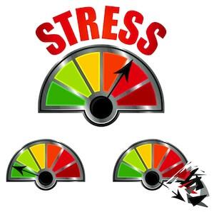 Stress baometer