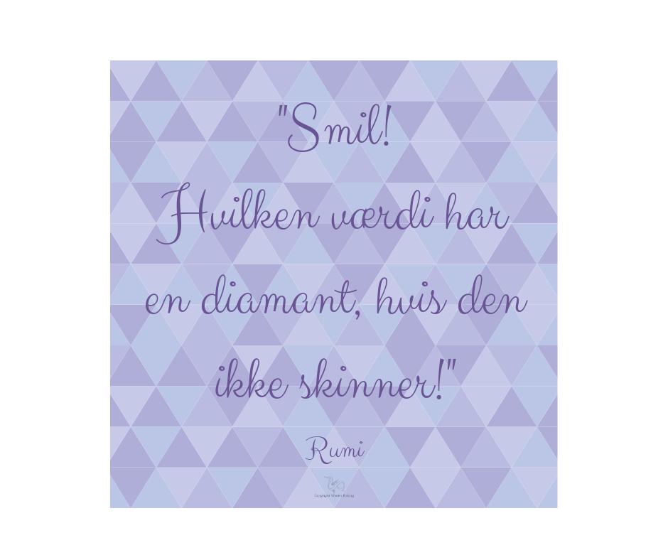 Citat Rumi Smil
