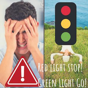 stress-af-grønt-lys