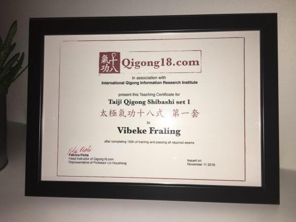 Bevis Certificat-fraling-piche-lin-shibashi-
