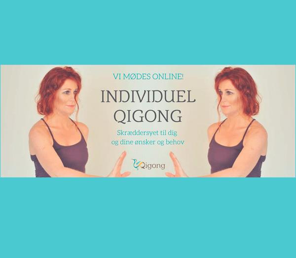 Individuel Qigong med Vibeke Fraling